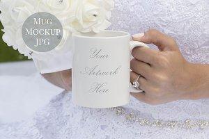Mug Mockup - Bride