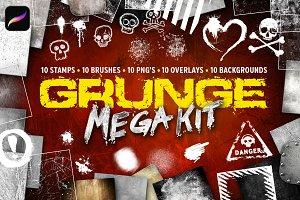 Grunge Mega Kit