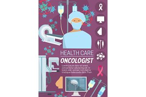 Oncology medicine design