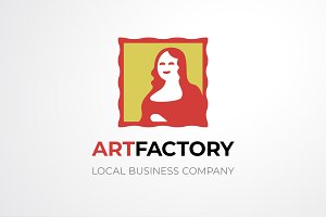 Art Factory Logo Template