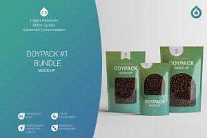[-33%] Doypack Mock-Up B1 [V2.0]