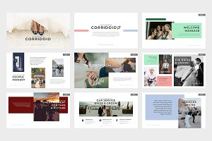 Corridoio Wedding Planner Powerpoint