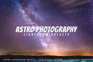 Astro Photography Lightroom Presets
