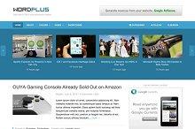 WordPlus - WordPress Magazine Theme