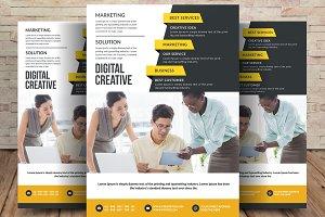 Interactive Digital Flyer