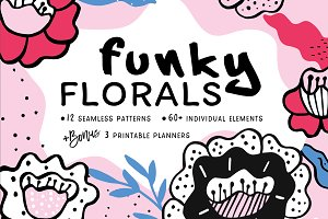 Funky Florals