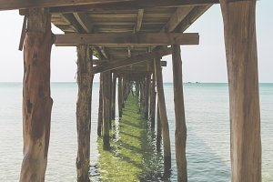Under the Dock.