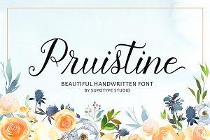 Pruistine Script