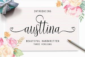 Austtina Script