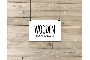Wooden texture for your design