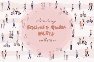 Festival & Market collection