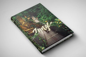 Jungle - Book Cover Design