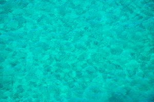 Aquamarine Blue Water Background