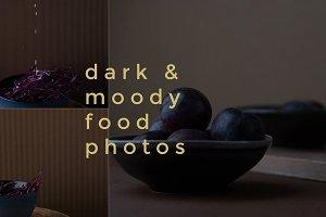 Dark & Moody Instagram photos