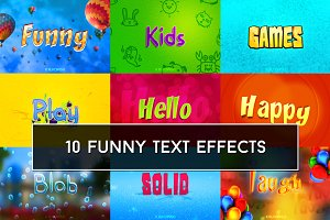 Funny Text Effects