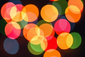 Festive abstract background, multi-c