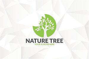 Nature Tree Logo
