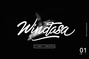 Windasa font