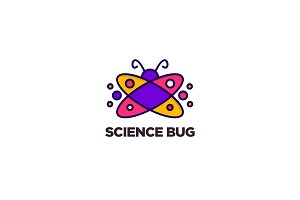 Science Bug Logo