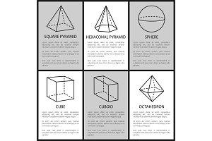 Square Hexagonal Pyramid Sphere