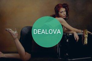 Dealova - Creative Powerpoint