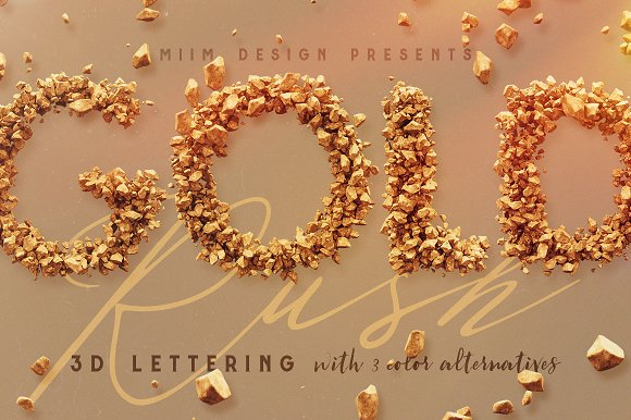 3D Lettering Mega Bundle 6 Sweets in Graphics - product preview 35