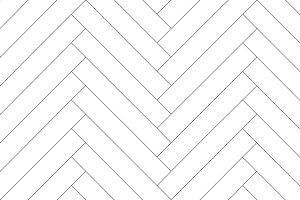 Parquet texture herringbone pattern