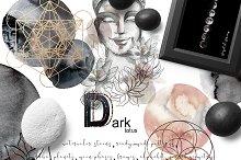 Planets, moon & sacred geometry