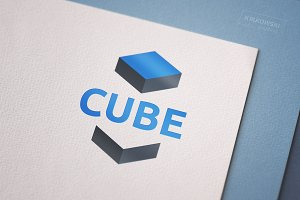 Cube Logo for sale