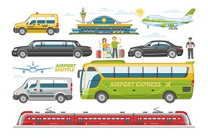 Transport vector public
