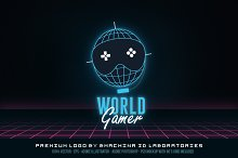 World Gamer Logo