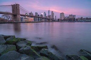 View of Downtown Manhattan