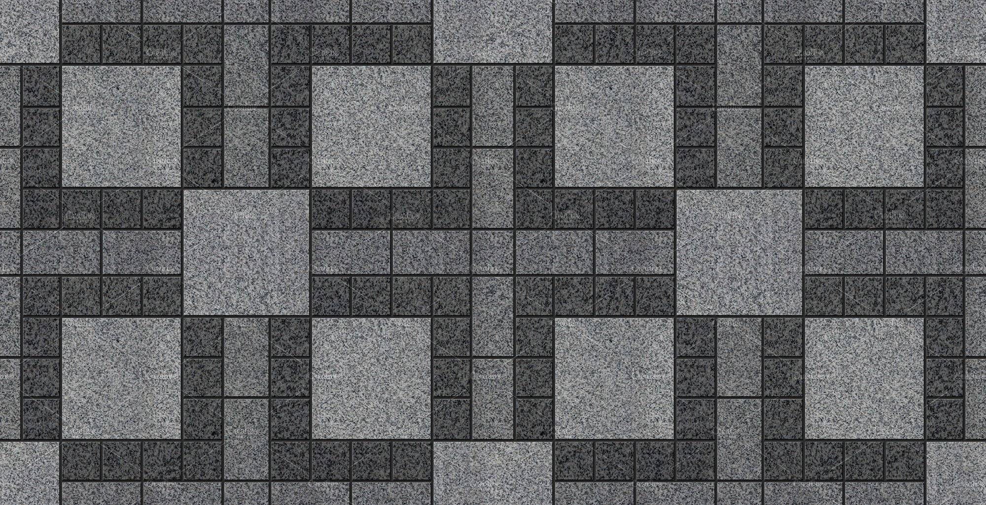 Paving Tiles Seamless Texture Graphic Patterns