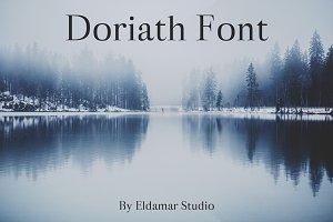 Doriath Font