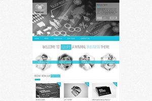 Equipe - PSD Website Template
