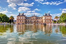 The Luxembourg Palace, Paris, France