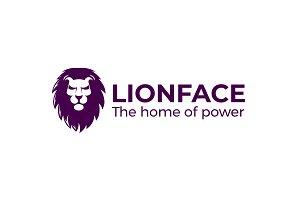 Lion Face Logo Design