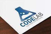 Code Lab - Logo Template