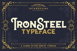 IRONSTEEL OFF 30%