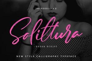 Salittura Brush Script