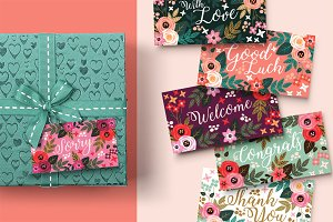 Florence Gift Tags