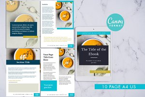 CANVA Lead Magnet for Infopreneurs