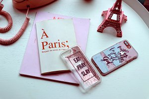 Vintage Business Paris Set