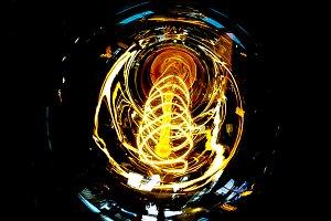 Industrial Filament Light