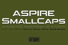 Aspire SmallCaps Family