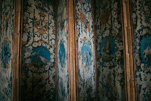 Room divider at Versailles