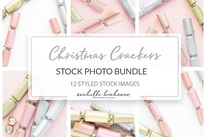 Christmas Crackers Stock Bundle