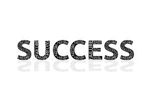 Success made of failures