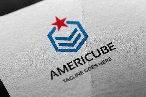 American Cube Logo