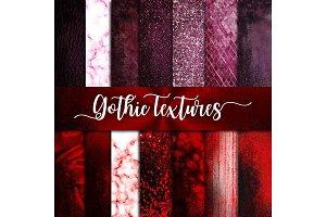 Gothic Textures Digital Paper
